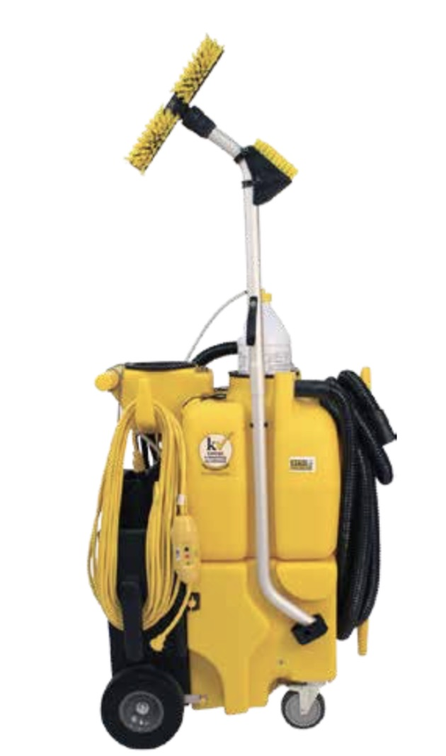 Kaivac Restroom Cleaning Machine 17 Gallon